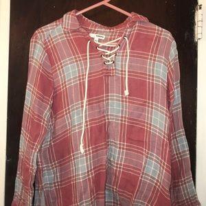 Pink Flannel Sonoma